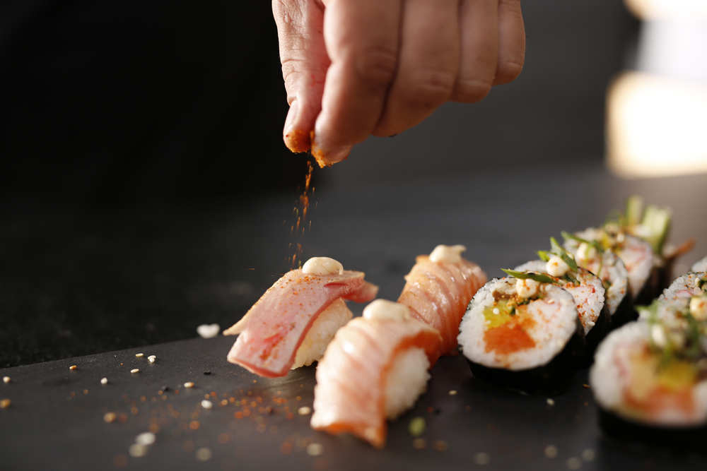 Sushi, una comida controvertida