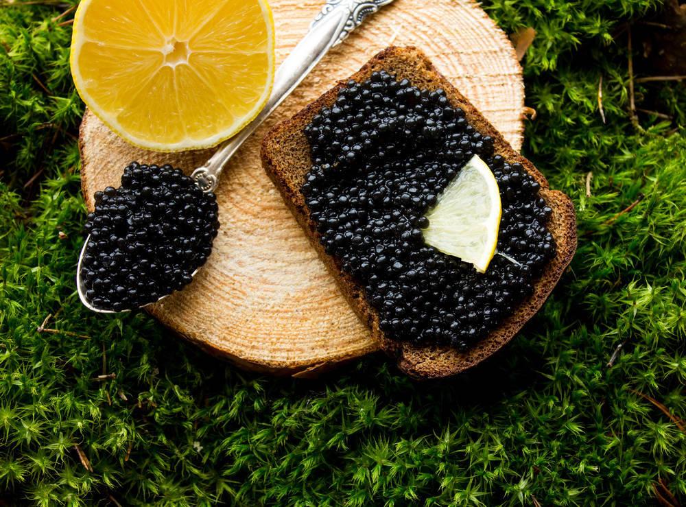 El Caviar Iraní. El mejor Caviar del Mundo
