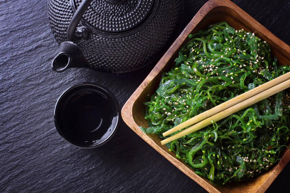 La cocina con algas gana cada vez más adeptos