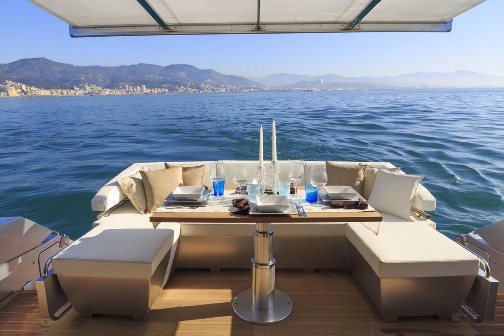¿Cuáles son las claves necesarias para poder comer bien a bordo de un yate?
