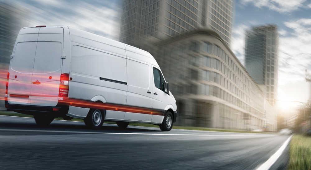 La inversión en una furgoneta de transporte
